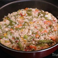 $5 Dinner: Healthy Sweet and Sour Stir Fry