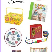 Top Gifts for Little Sewers