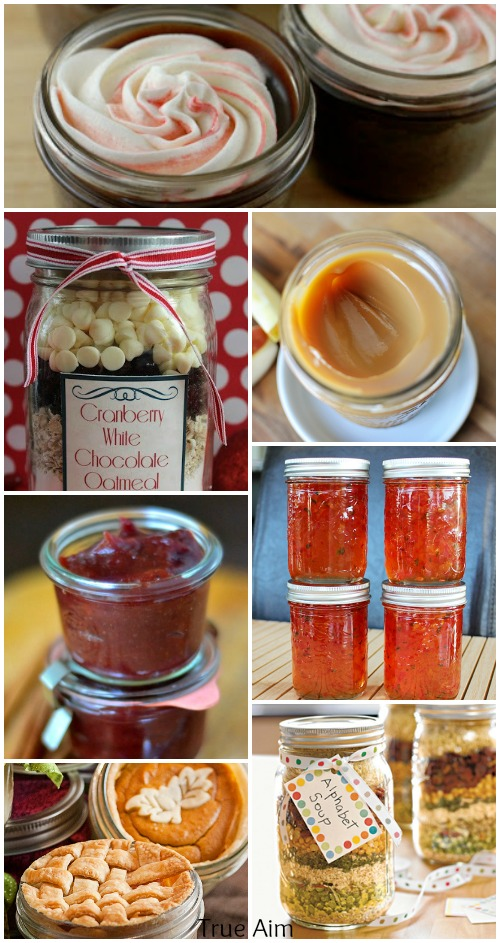 75 Homemade Edible Gift Ideas | True Aim
