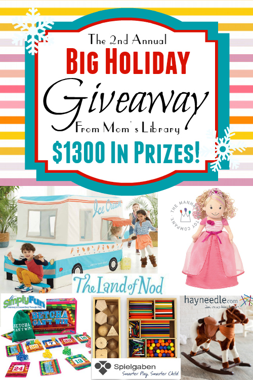 holiday giveaway 2014