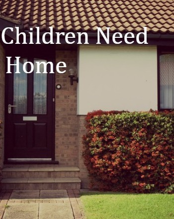 Why Children need parents at home