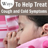 7 Ways to Help Treat Your Child's Cold and Cough