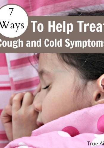 treat kids cough cold
