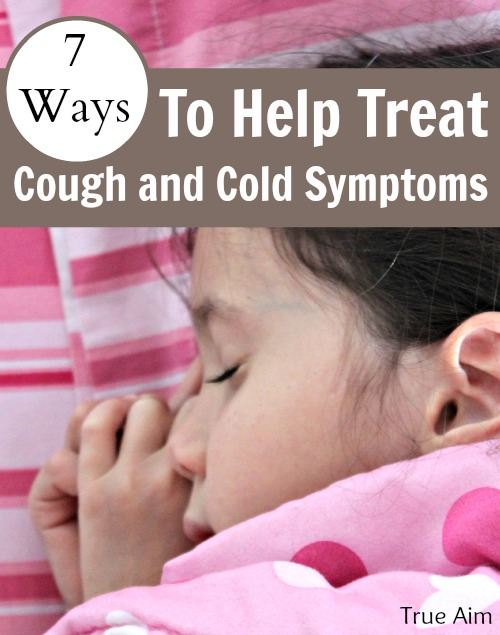 treat kids cough cold