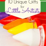 Top 10 Gifts for Little Artists