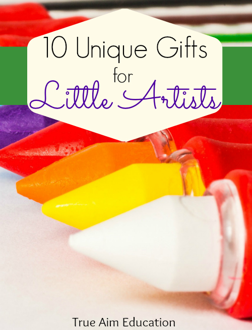 10 Unique art supplies for kids - Awesome List!