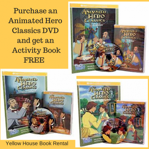 Animated Heros  Classics and