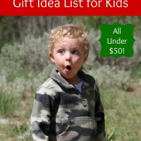 The Ultimate Non-Toy Gift Idea List for Kids
