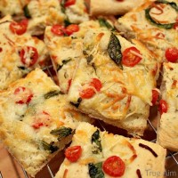 Easy Homemade Focaccia Flat Bread