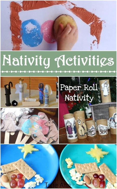 nativity activities