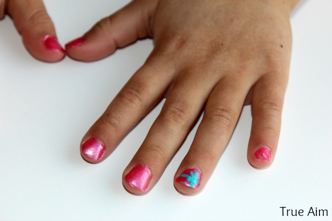 Invitation to create kid friendly nail art true aim piggy paint non toxic nail polish for kids prinsesfo Gallery