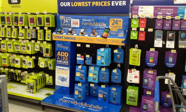 walmart family mobile review