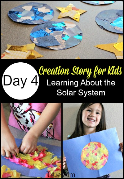 Creation Story For Kids Creation Story For Kids