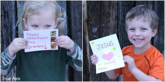 Easy DIY Kids Pop-Up Valentine's Day Card