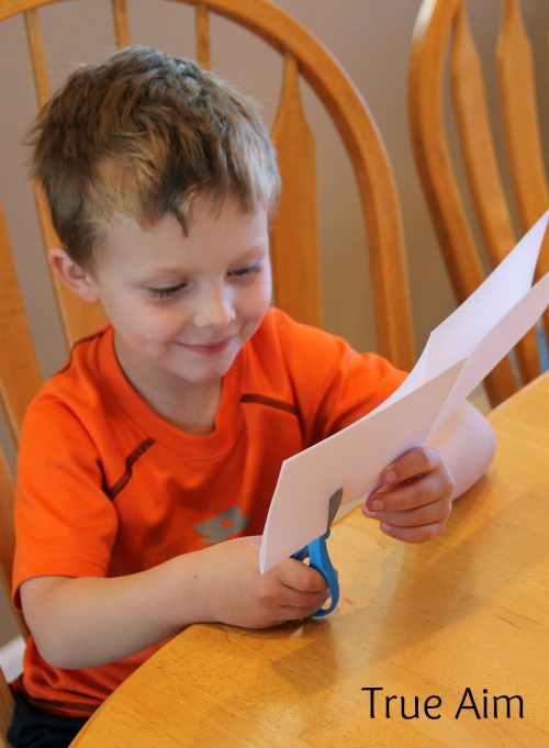 Easy Pop-Up Card Craft for Kids