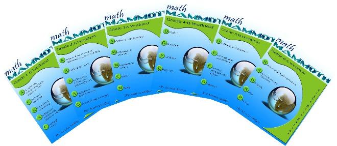 Math Mammoth curriculum review
