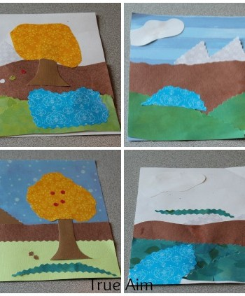creation art project for kids