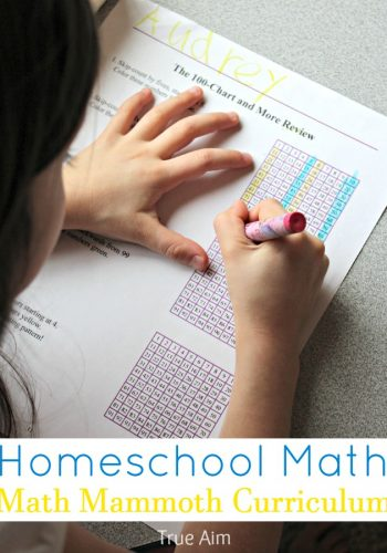 Giveaway! Homeschool Math Curriculum: Math Mammoth