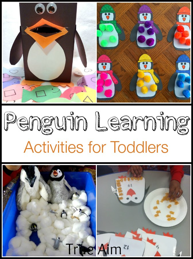 penguin learning activities