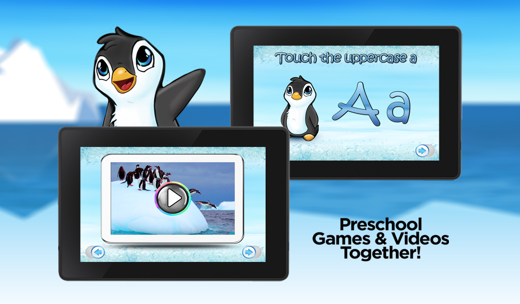 penguin preschool app