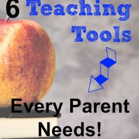 6 Strategies for Teaching Your Children
