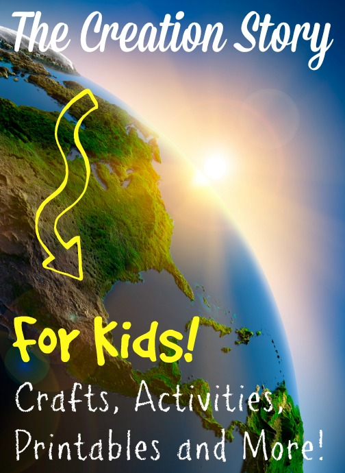 creation story for kids