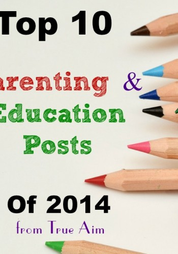 top parenting and education posts of 2014