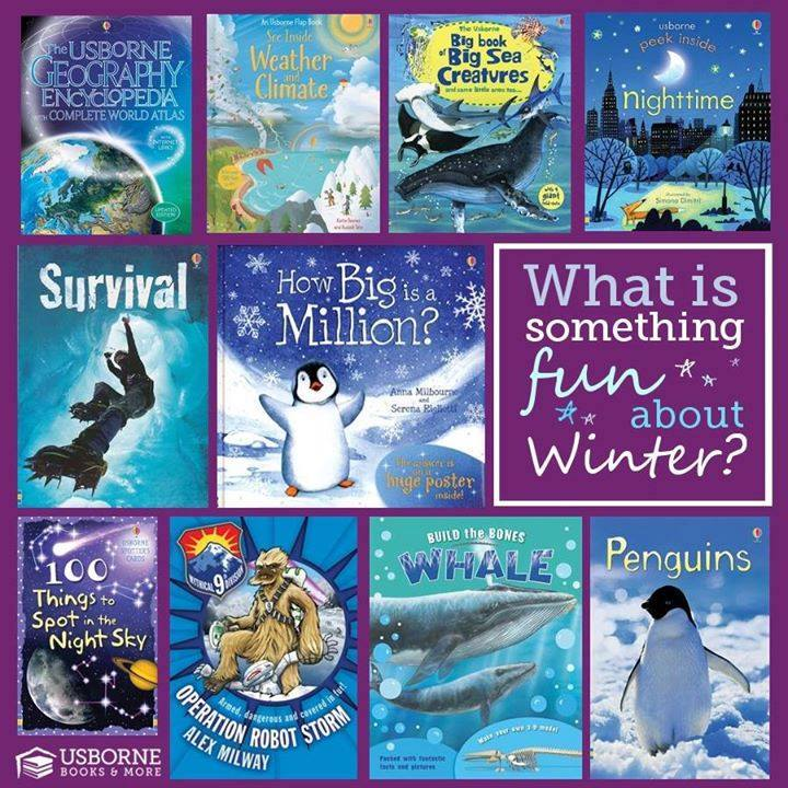 winter themed books