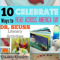 10 Ways to Celebrate Read Across America Week and Mom's Library