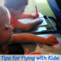19 Tips for Flying with Kids: Preparing for the Trip