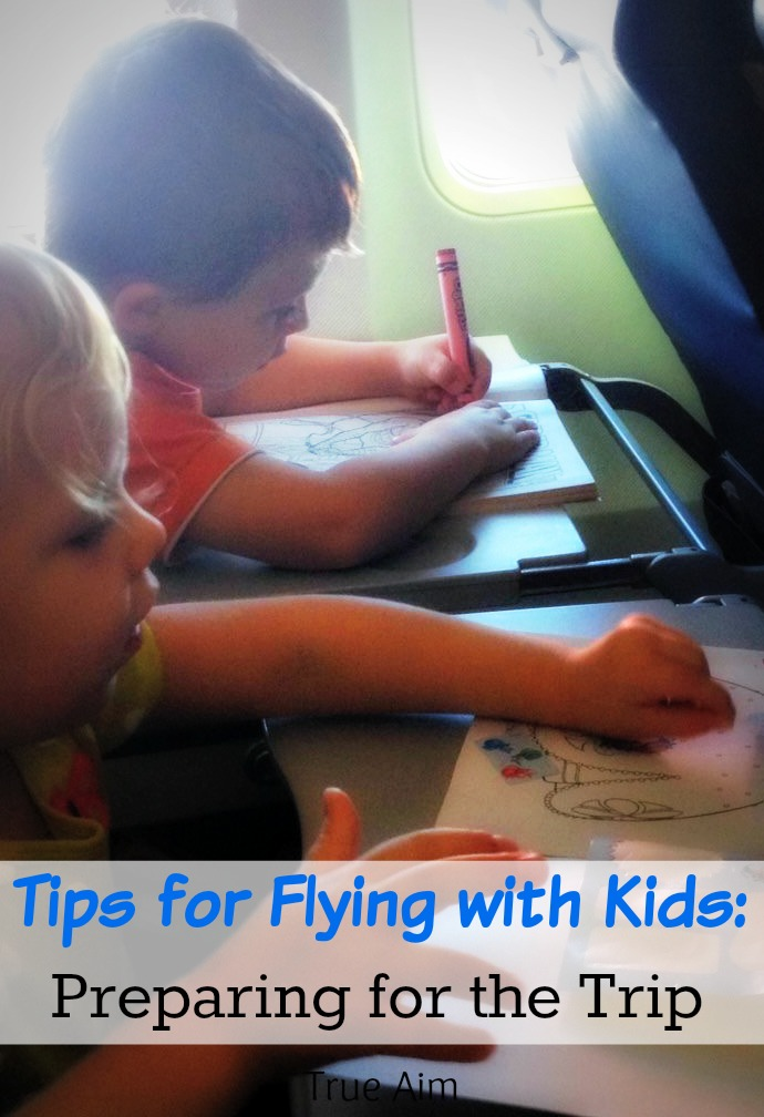 Flying with kids - 19 awesome tips to help prepare for the trip