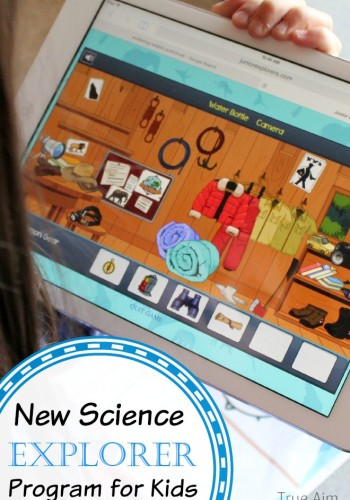New Science Learning Subscription for Kids