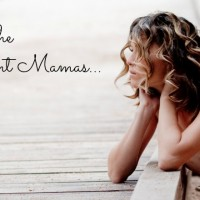 A Message to the Silent Mamas