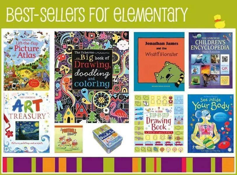 best sellers elementary