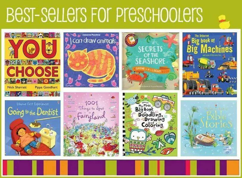best sellers preschool