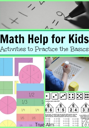Math Help and Mom's Library #126