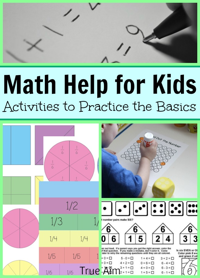 math help for kids