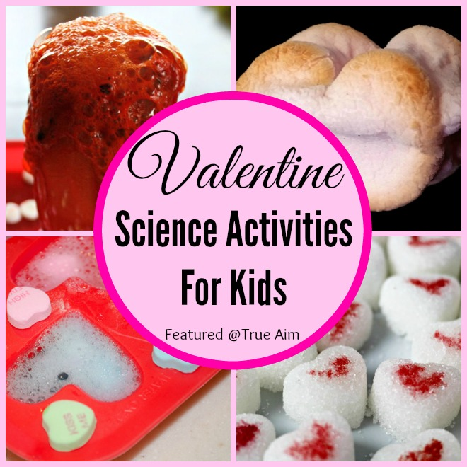 valentine science activities