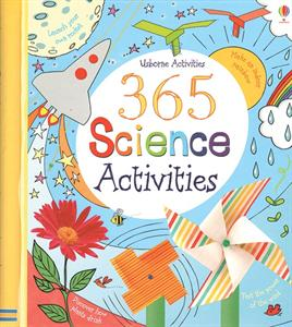 365 Science Activities - Science Books for kids