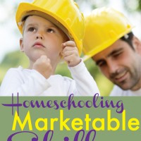 Homeschooling Marketable Skills