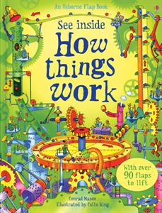 How Things Work - Science Book for Kids