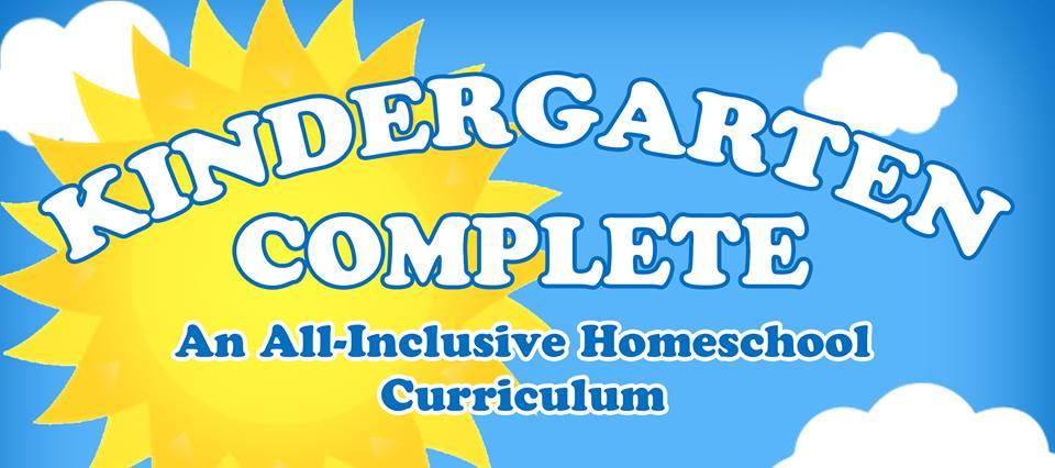 kindergarten complete