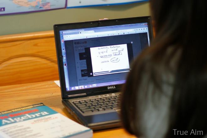 Algebra homeschool curriculum on computer