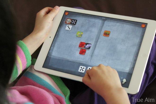 Algebra math app for kids
