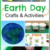 Earth Day Activities and Crafts at Mom's Library #134