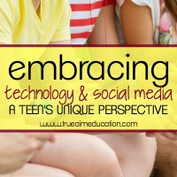 Why I Love Social Media and Technology – a teen's perspective