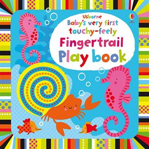 Fingertrails Fine Motor Book