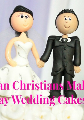 Can Christian's Make Gay Wedding Cakes