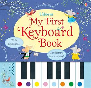 Keyboard book