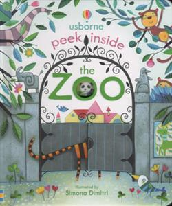 Peek inside zoo